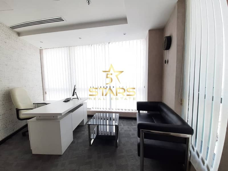 2 No Commission - Serviced Office  in Business Bay | Near to Metro Station