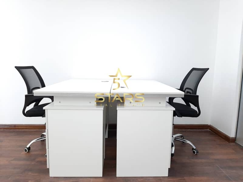 9 No Commission - Serviced Office  in Business Bay | Near to Metro Station