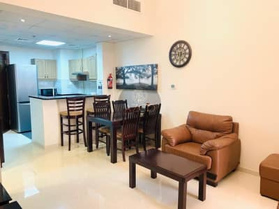 1 Bedroom Apartment for Rent in Dubai Sports City, Dubai - MODERN DEISGNED HOMES | FURNISHED | GRAB KEYS NOW!