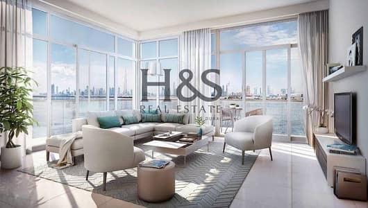 3 Bedroom Apartment for Sale in Dubai Harbour, Dubai - Resale I Breathtaking Marina & Eye View I Emaar Beachfront