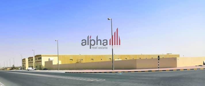 مستودع  للايجار في مدينة الإمارات الصناعية، الشارقة - Brand New Warehouse | Best Location | Sharjah