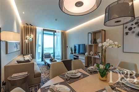 شقة 1 غرفة نوم للبيع في جميرا بيتش ريزيدنس، دبي - City and Marina View | Direct Beach Access