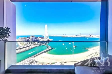 5 Bedroom Apartment for Sale in Jumeirah Beach Residence (JBR), Dubai - Fully Furnished | Amazing Views Of Sea/Marina/JBR