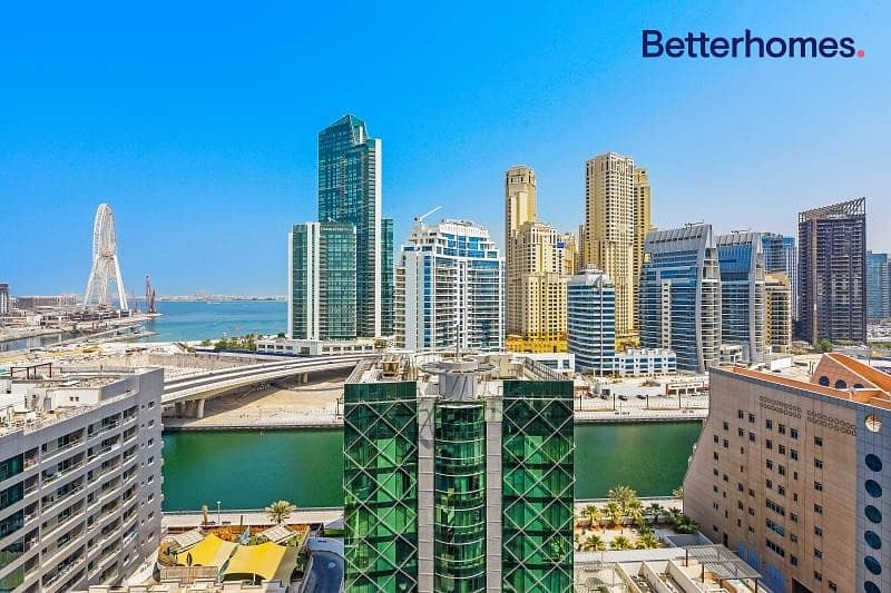 Motivated Seller | Marina View | Maid's | High Floor