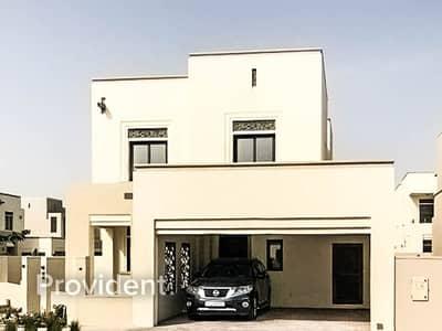 فیلا 4 غرف نوم للبيع في المرابع العربية 2، دبي - Corner Unit | Vastu Compliant | Type 3