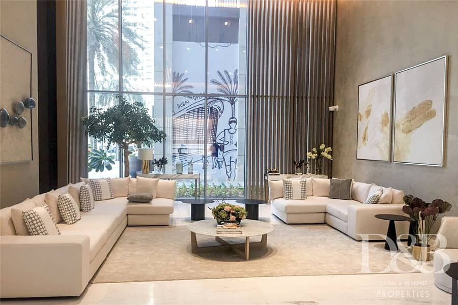 2 VACANT | EMAAR | SKYLINE VIEWS | HIGH FLOOR