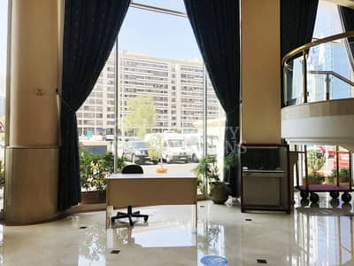 Shop for Rent in Hamdan Street, Abu Dhabi - Tourism or Rent-A-Car Desk in a Busy Hotel
