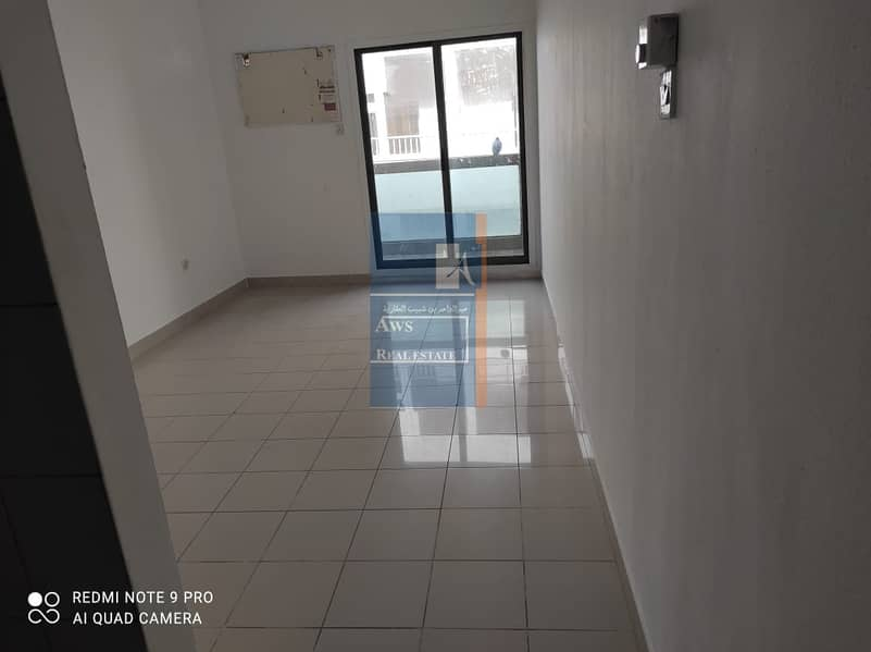 2 SPACIOUS STUDIO WITH BALCONY AVAILABLE  IN DEIRA AL MURAR FOR  EXECUTIVES-TWO MONTHS FREE