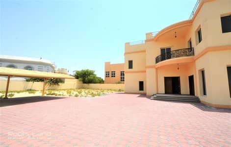 فیلا 5 غرف نوم للايجار في الصفا، دبي - Brand New Independent Villa Large Garden