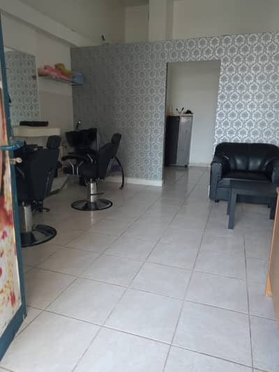 Shop for Rent in Al Nuaimiya, Ajman - FURNISHED SHOP | DIRECT FROM OWNER | BEAUTY SALOON