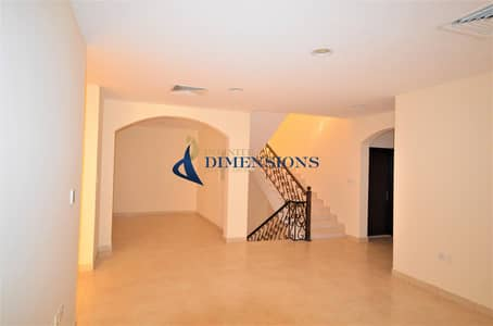 6 Bedroom Villa for Rent in Khalifa City A, Abu Dhabi - 6BR+M Commercial Villa Suitable for Any Business