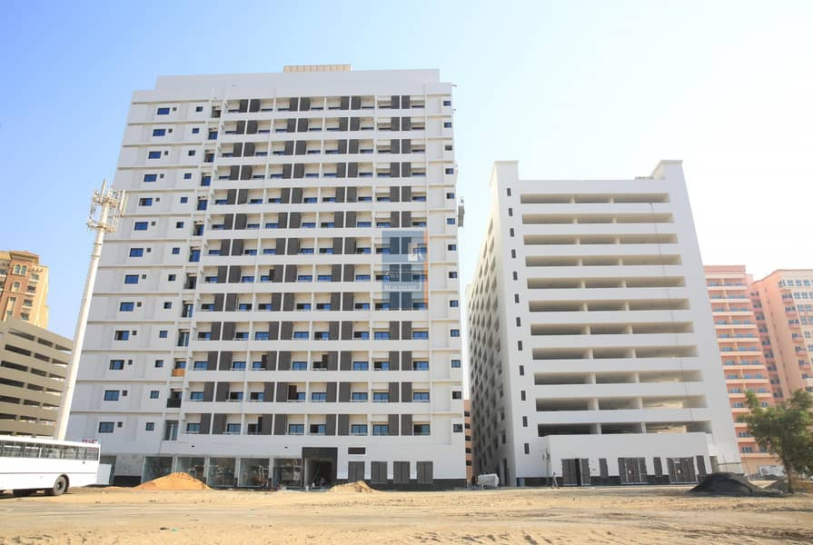 2 SHOP AVAILABLE IN NEW BUILDING - AL NAHDA DUBAI-TWO MONTHS FREE