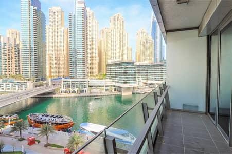 Studio for Rent in Dubai Marina, Dubai - Amazing Studio / Marina View / Vacant Now