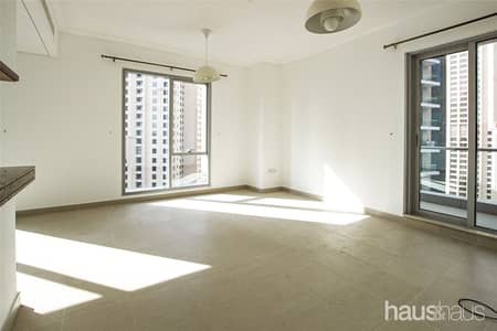 1 Bedroom Apartment for Sale in Dubai Marina, Dubai - Marina and Sea Views | Rented | High Floor