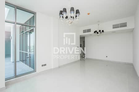 شقة 2 غرفة نوم للبيع في مدينة ميدان، دبي - Elegant | Mid Floor | Meydan Hotel Views