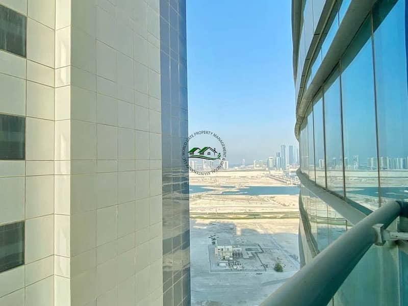 54 A Dream Location 3 BR Apt W/ Amenities|full Sea View+Balcony