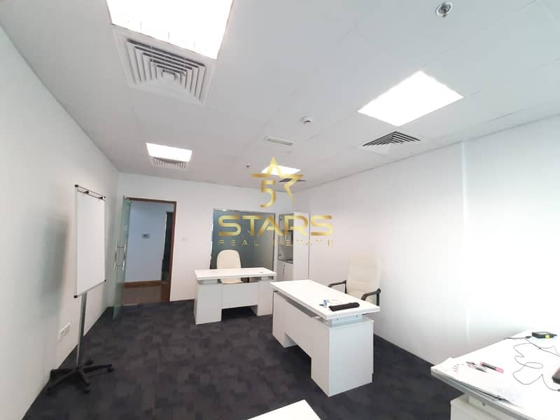 11  Internet with Furnished Office  in Business Bay