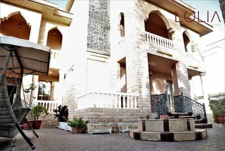 6 Bedroom Villa for Rent in Al Wasl, Dubai - Huge 6Bhk+Maids rooms | Well Maintained |