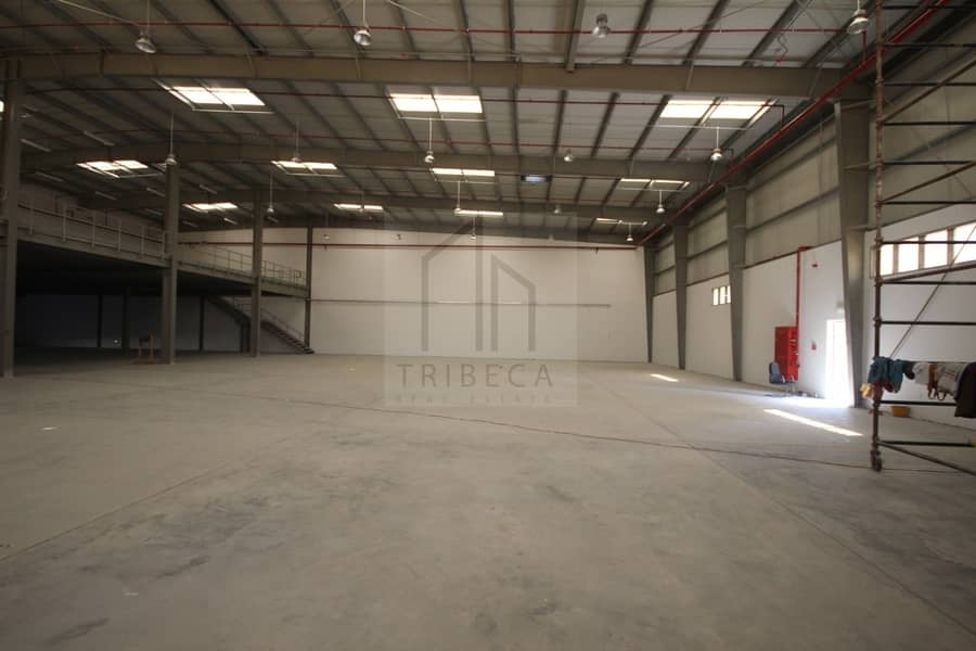 Consist of 3 Warehouses | Spacious | 350KW