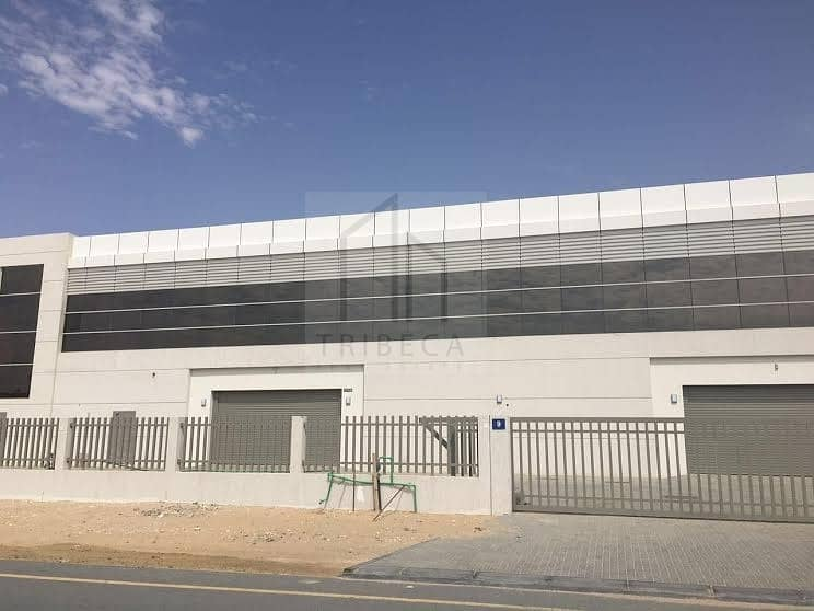 12 Consist of 3 Warehouses | Spacious | 350KW
