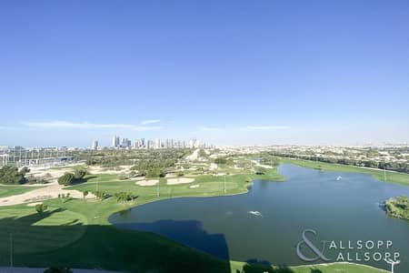 5 Bedroom Penthouse for Rent in The Hills, Dubai - 5 Beds | Duplex Penthouse | Full Golf View