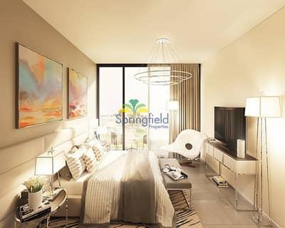 فلیٹ 1 غرفة نوم للبيع في داماك هيلز (أكويا من داماك)، دبي - Genuine listing | Golf course facing | High ROI