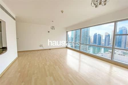 3 Bedroom Flat for Sale in Dubai Marina, Dubai - 3 Bed | Maids | Marina Views | High Floor
