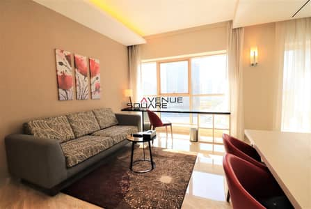 1 Bedroom Apartment for Rent in Downtown Dubai, Dubai - Bills included | High Floor | Fully Furnished