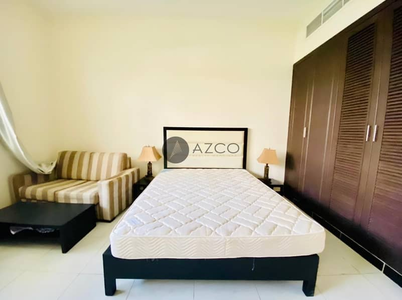 Cheapest Deal|Fully Furnished Studio|Ground Floor