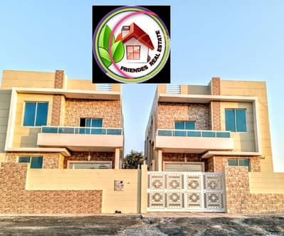 5 Bedroom Villa for Rent in Al Rawda, Ajman - Villa for rent directly from the owner and the first inhabitant, a great location