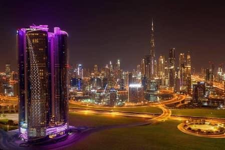 فلیٹ 3 غرف نوم للايجار في الخليج التجاري، دبي - Specious 3BKH Plus maid high floor