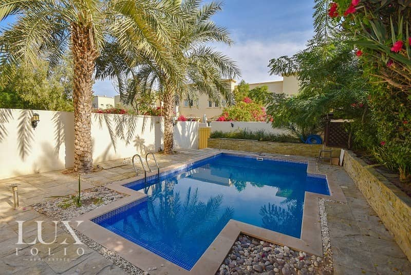 17 Private pool| Type 3M| Serene| Available Now