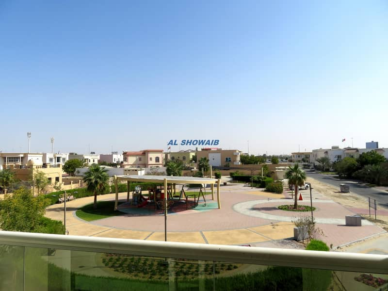 26 Wonderful 1 BHK With Park View Behind Dubai Bowling Center in Al Quoz