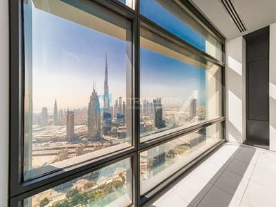 2 Bedroom Flat for Rent in DIFC, Dubai - High Floor I Burj Views I Spacious Layout I Vacant