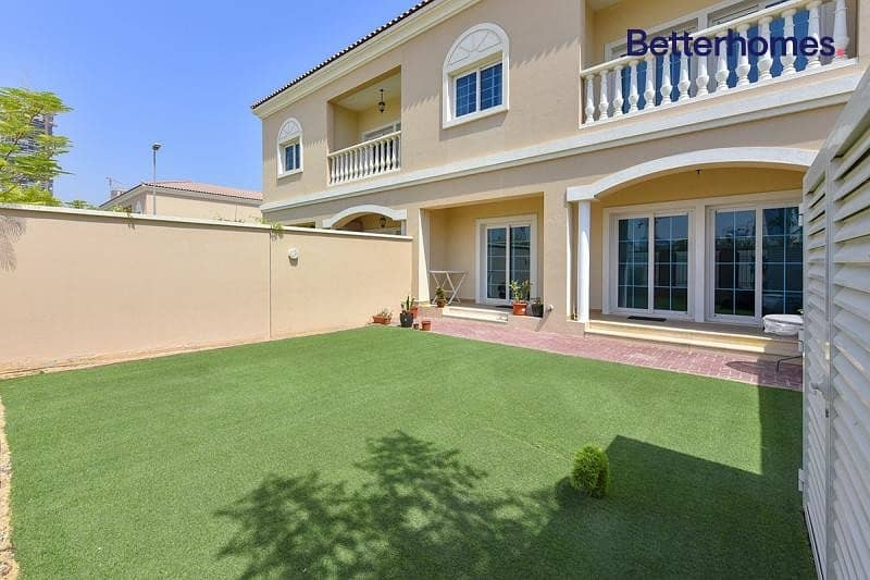 Nakheel TH | Upgraded | Large Plot | EXCLUSIVE