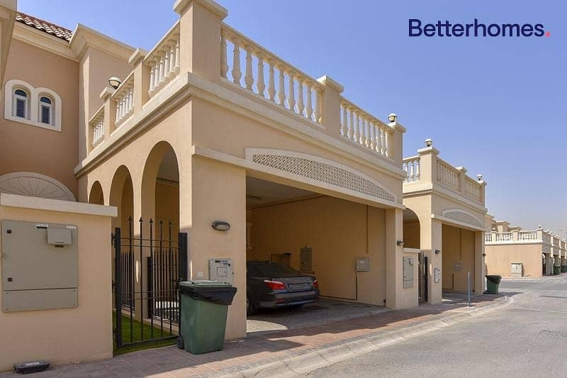 12 Nakheel TH | Upgraded | Large Plot | EXCLUSIVE
