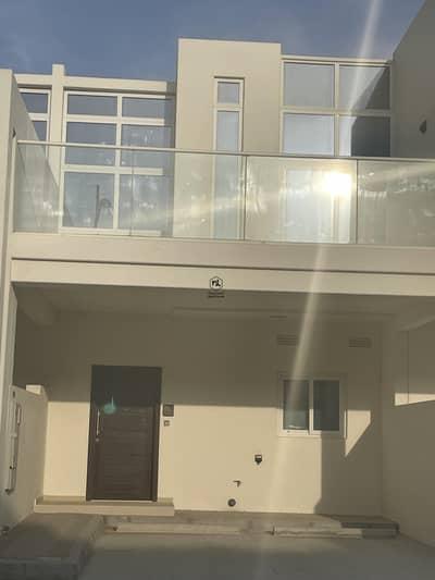 تاون هاوس 2 غرفة نوم للايجار في أكويا أكسجين، دبي - 2 bed room townhouse | 55k | 4 chks | new