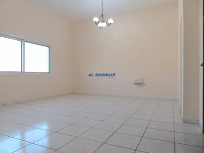 2 Bedroom Apartment for Rent in Al Quoz, Dubai - SPACIOUS 2 BHK WITH 2 BATH BEHIND BOWLING CENTER AL QUOZ