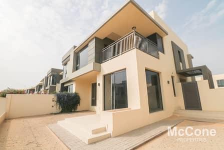 4 Bedroom Townhouse for Rent in Dubai Hills Estate, Dubai - Brand New | Type 2E | Single Row