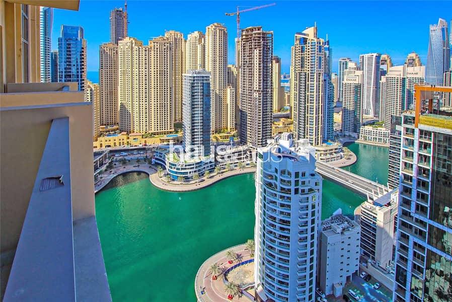 2 High Floor | Vacant | Furnished | Marina Views