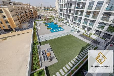 2 Bedroom Flat for Sale in Jumeirah Village Circle (JVC), Dubai - Pool View |