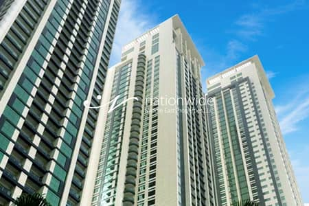 1 Bedroom Apartment for Sale in Al Reem Island, Abu Dhabi - Good Deal! A Benchmark In Elegant Living