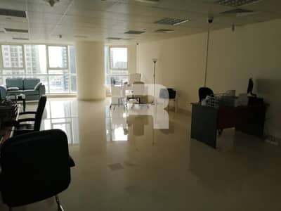 Office for Rent in Jumeirah Lake Towers (JLT), Dubai - Fully Furnished | Near Metro | Lake View