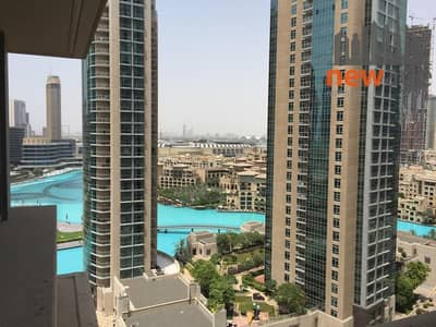 1 Bedroom Flat for Sale in Downtown Dubai, Dubai - Hot Deal l 29 BLVD 1 Bedroom l Partial fountain view