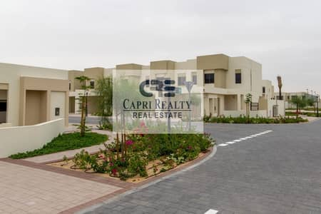 فیلا 3 غرف نوم للبيع في تاون سكوير، دبي - VACANT l TYPE 2 l BACK TO BACK l NOOR TOWNHOUSES