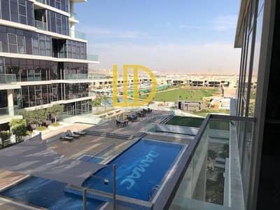 شقة 1 غرفة نوم للبيع في داماك هيلز (أكويا من داماك)، دبي - Vacant | Pool and Golf Course View | Reserved Parking HL