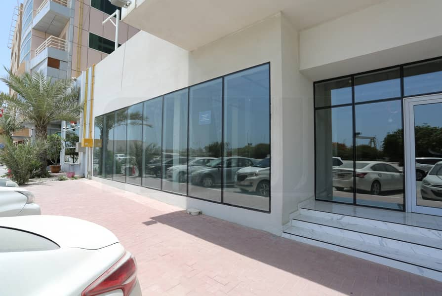 Spacious | Strategically Located | 80 Dhs PSF
