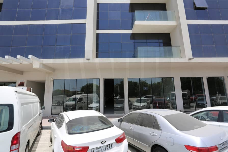14 Spacious | Strategically Located | 80 Dhs PSF