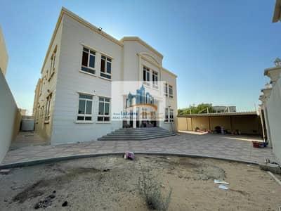 6 Bedroom Villa for Rent in Al Raqaib, Ajman - A large villa for rent in Al-Raqayeb