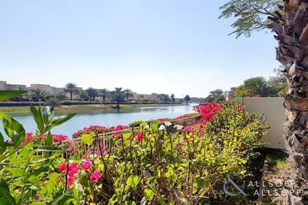 4 Bedroom Villa for Sale in The Meadows, Dubai - E2 Hattan | Extended | Lake View | Sauna